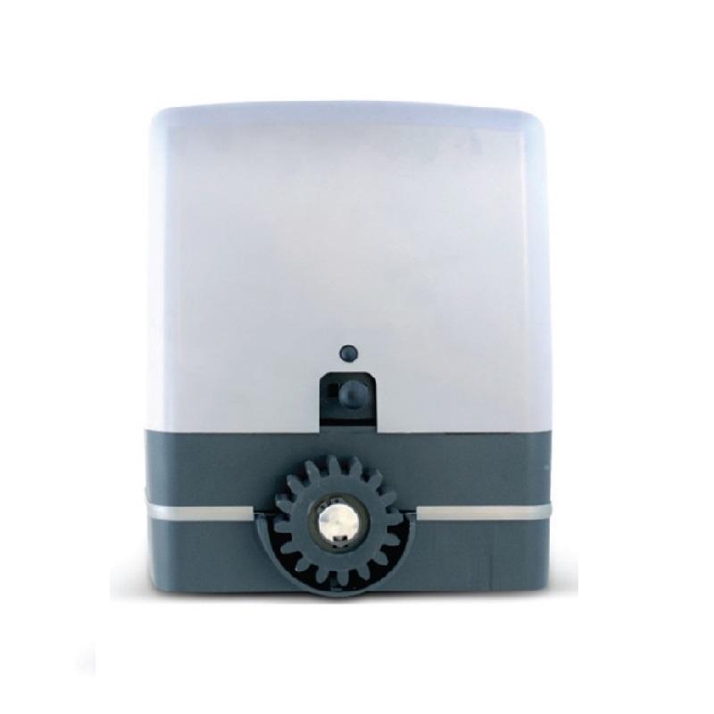 6 mtrs de cremallera de acero fotoc/élula espejo KIT completo profesional Motor puerta corredera VDS SIMPLY para puertas de hasta 600kg.+ cuadro de control con receptor 4 mandos a distancia
