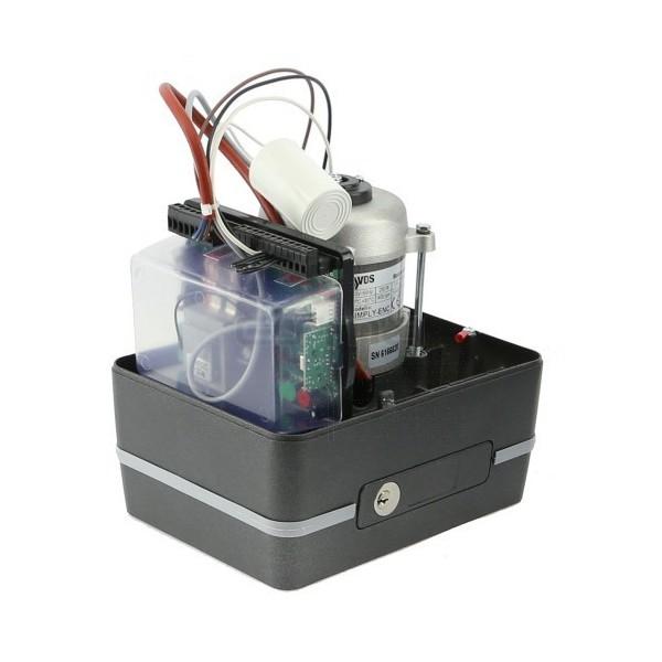 VDS Simply 600 kit motor corredera con 3 mts cremallera nylon