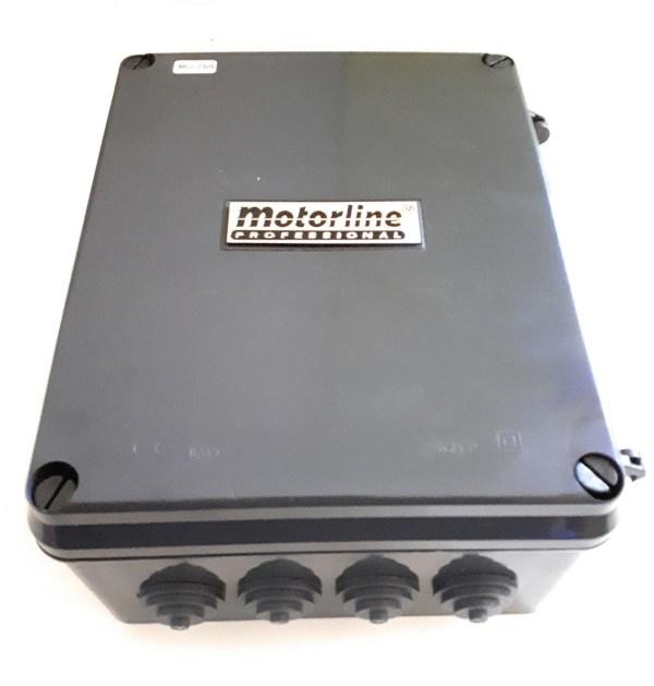 Kit Instalmatic BAT 400 motor doble puerta batiente