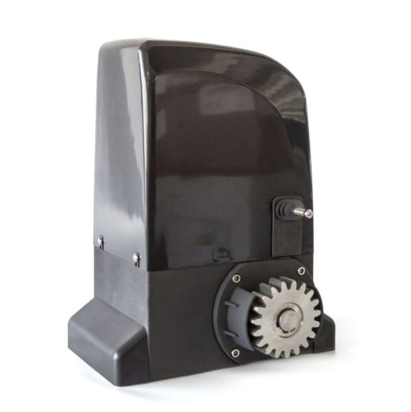 Kit motor puerta corredera SLIDE 800KG con 4 mts cremallera acero
