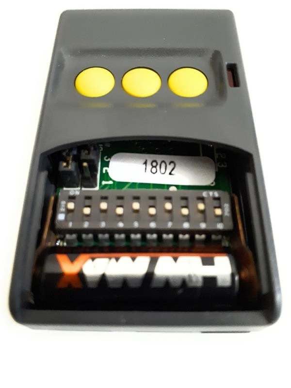 Seav TXS3 306 MHZ mando garaje código fijo