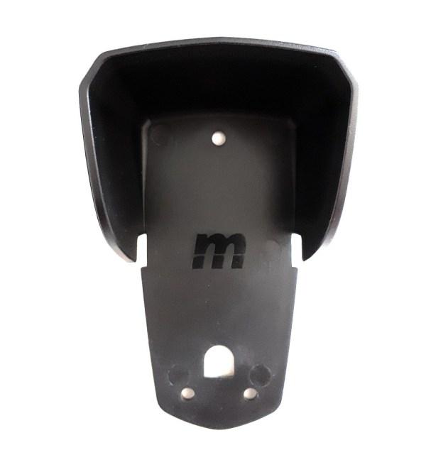Visera protección plástico ABS fotocelula MF