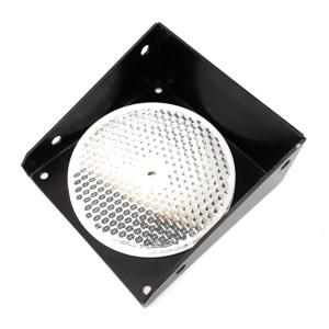 Visera protector espejo reflector circular fotocélula