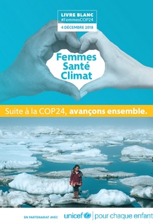 livre blanc femmes santé climat