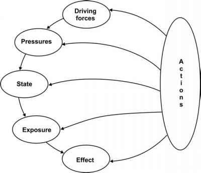 The Dpsir Framework and the Policy Life Cycle