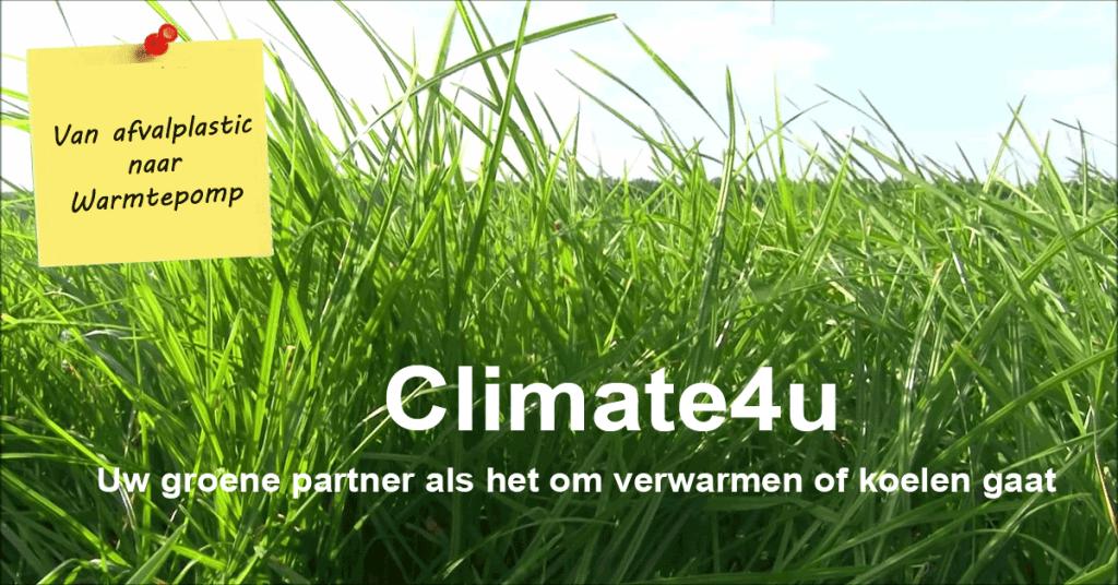 Climate4u ontwikkeling warmtepomp