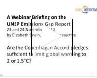 Emissions Gap
