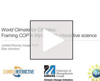 World Climate Webinar