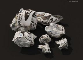Trasformazione e Declino della Stampa Mainstream