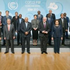 Cronaca semiseria della COP23