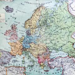 Breve Profilo Storico del Clima Europeo