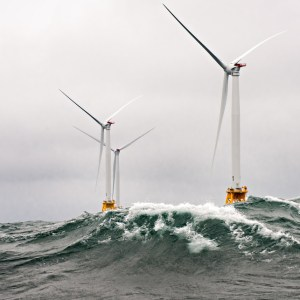 Offshore Wind Energy Takes Off in the Northeast
