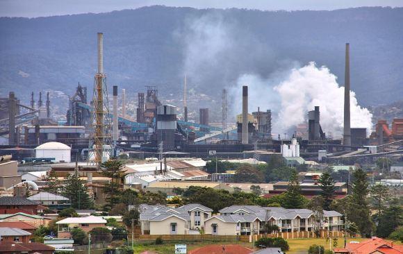 Retrofitting the Aluminium and Steel Industries in Australia