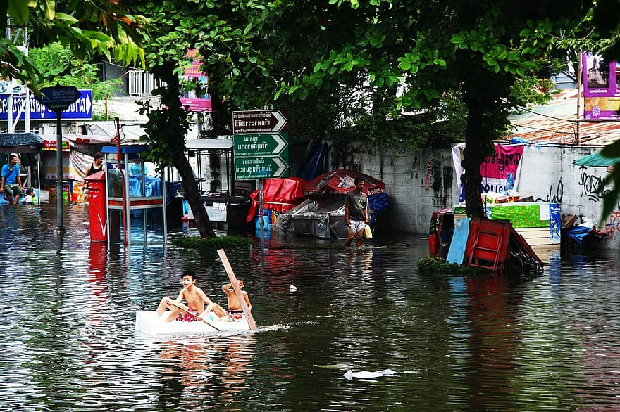 Climate Justice Concerns Amongst Ethnic Communities in Northern Thailand