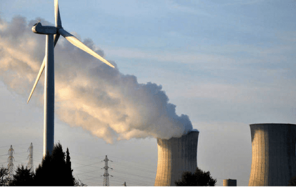 Greenhouse Gas Emissions in Spain Have Decreased by 30% Since 1990