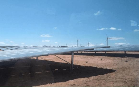 Brazil Climate Best Practice: Fonte dos Ventos, Brazil's First Hybrid Energy Park
