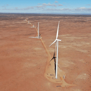 Climate Best Practice: Kagnas Wind Farm in South Africa