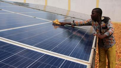 Nigeria's Energy for All Solar Power Plan