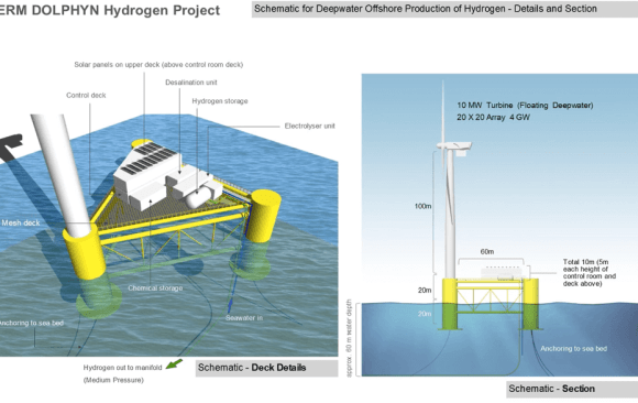 Renewable Energy Best Practice in the UK: The Dolphyn Project