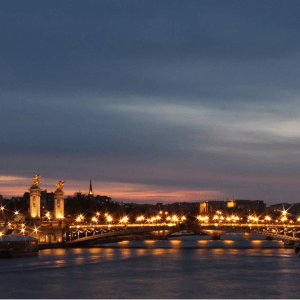 Paris Greening the City of Light