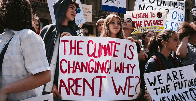 Minimum Public Awareness of Positives of Climate Action in Australia