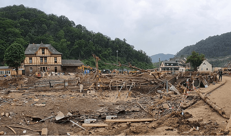 Germany Has Seen the Deadliest Floods in Decades