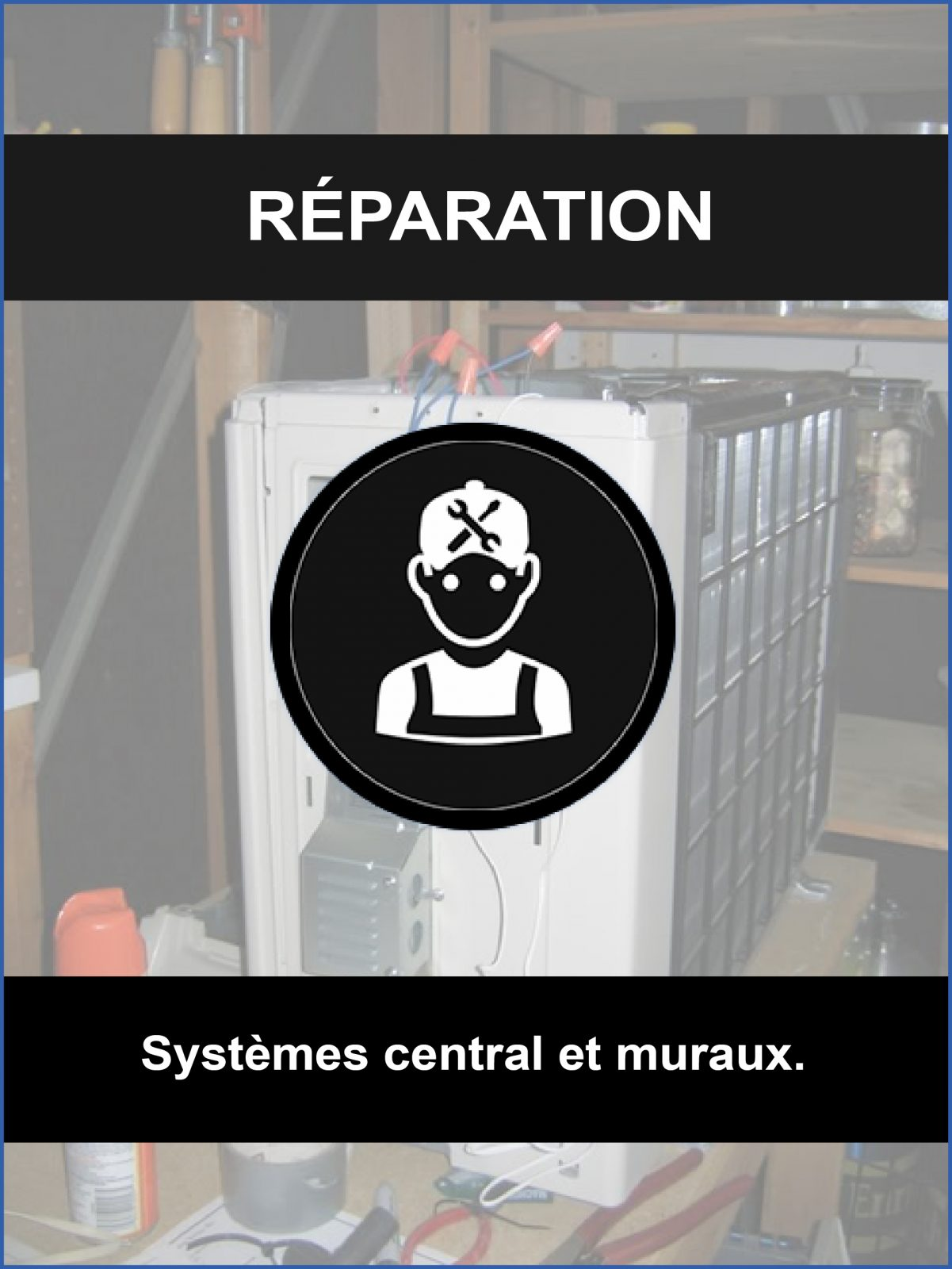 réparation air climatisé