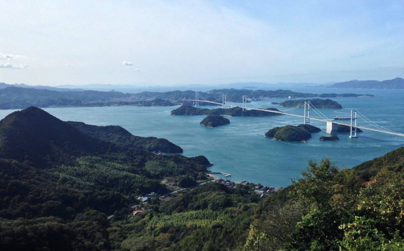 View from Kirosan