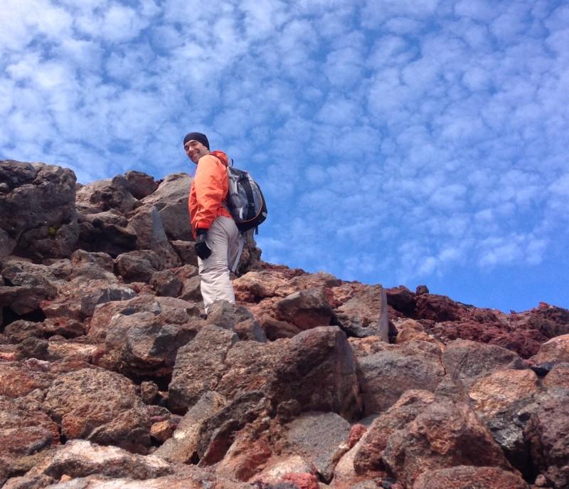 Mark on the Ridge