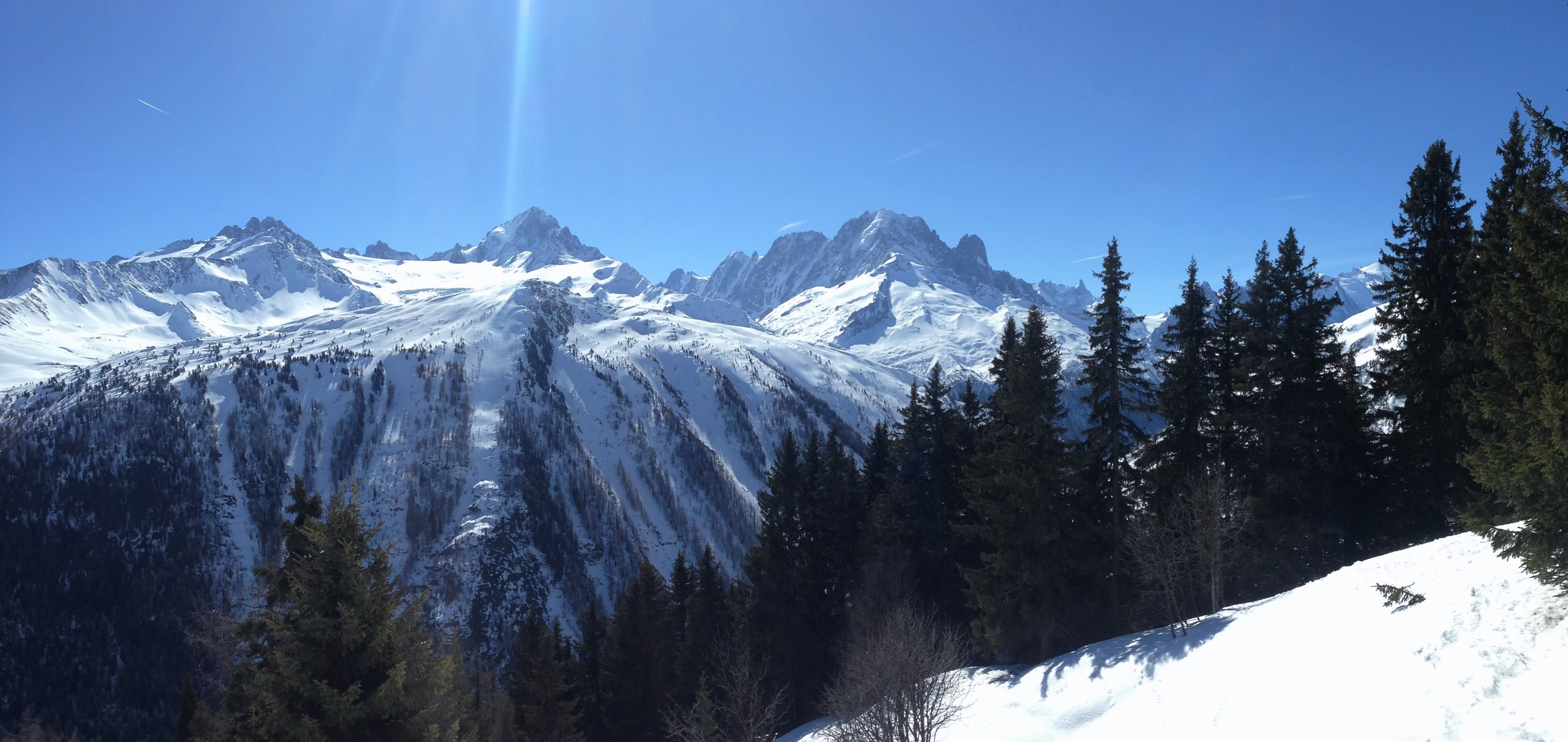 Chamonix Ski Touring with Martin