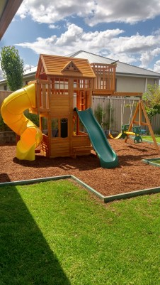 Helpful Hints For Installing Your Climbing Frame