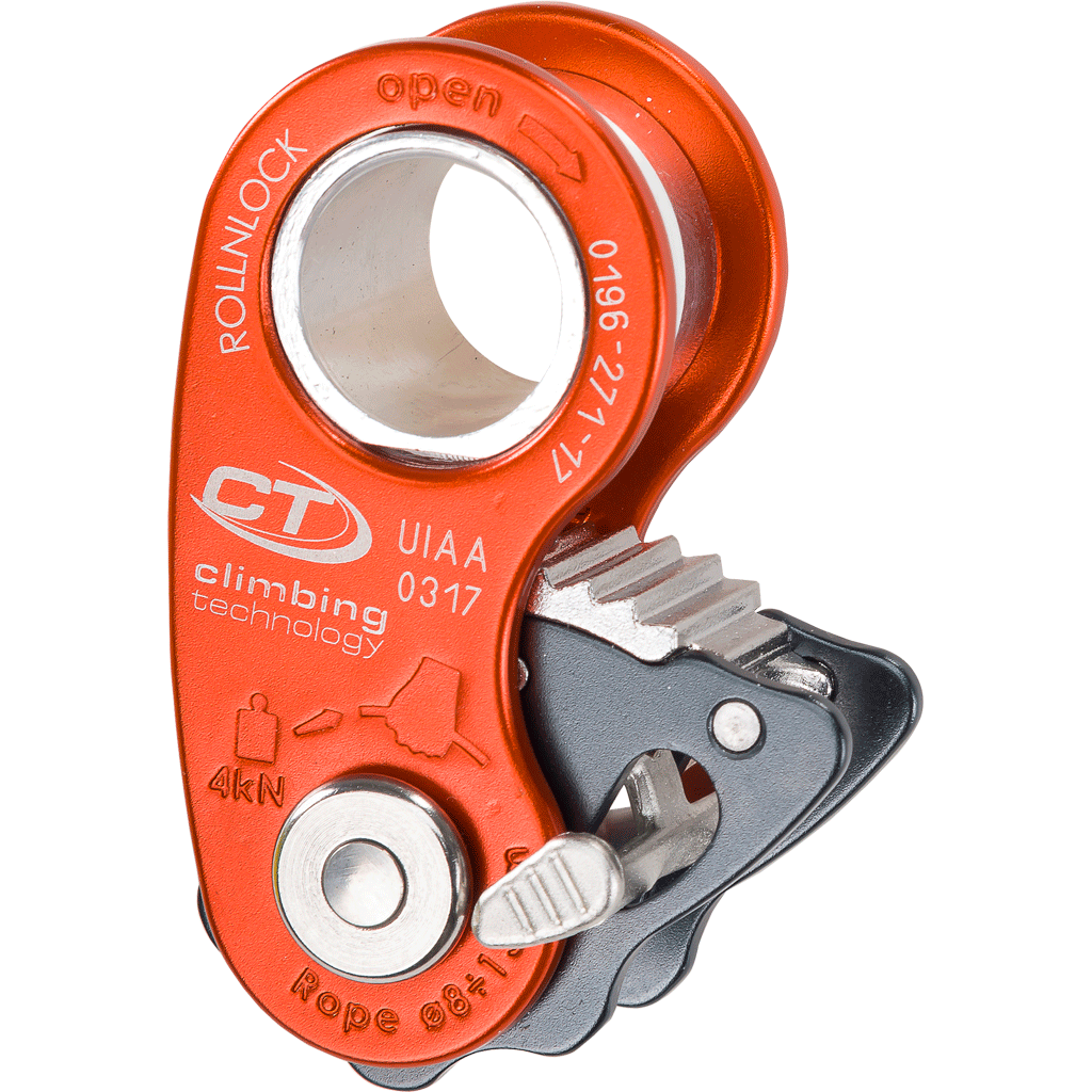 hight resolution of ultra light pulley rope clamp only 80 g designed for work rope climbing maneuvers rescue and self rescue situations
