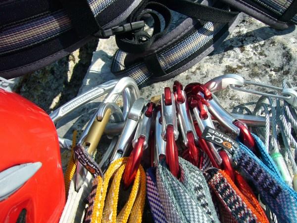 Rock Climbing Equipment - Washington