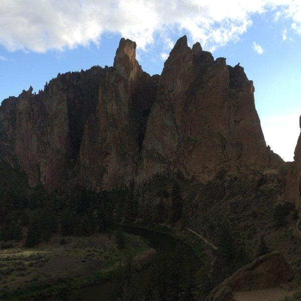 Smith Rock Group - East Climbing