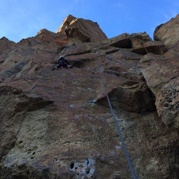 Golf Shoes Smith Rock Climbing