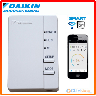 Interface Wifi Climatiseur Daikin Carte Module BRP069A42
