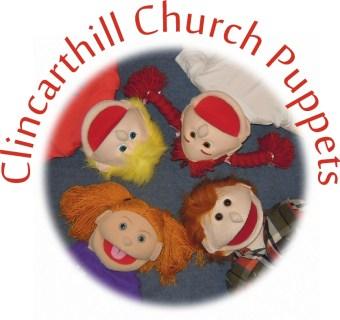 Puppets on floor logo 3