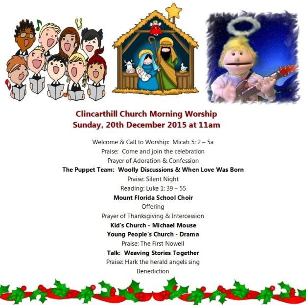 Morning Worship Service 20-12-15