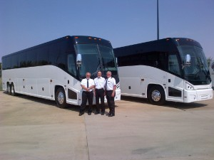 New Motor Coaches