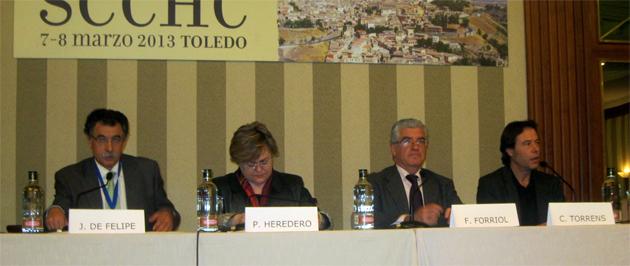 XII Congreso Nacional SECHC (hombro y codo) Toledo - marzo 2013