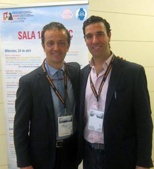 Drs. Villamor y Bernáldez. Congreso AEA San Sebastián Mayo 2013