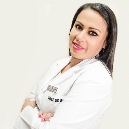Dra. María Sisalema Villalba