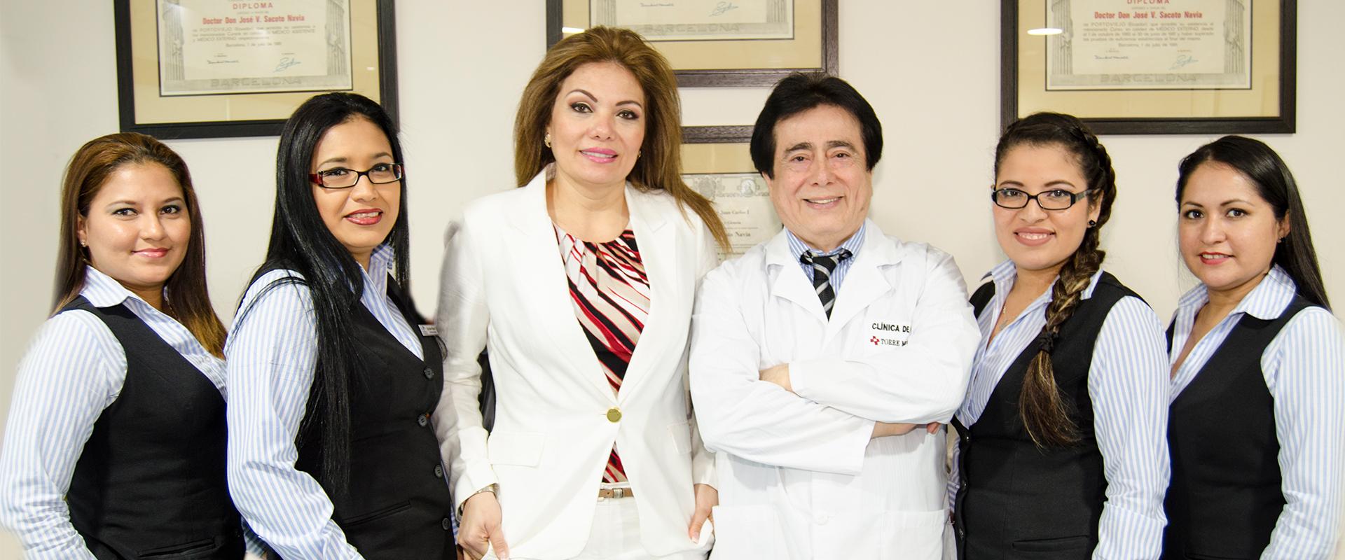 Clínica de ojos Dr. Sacoto