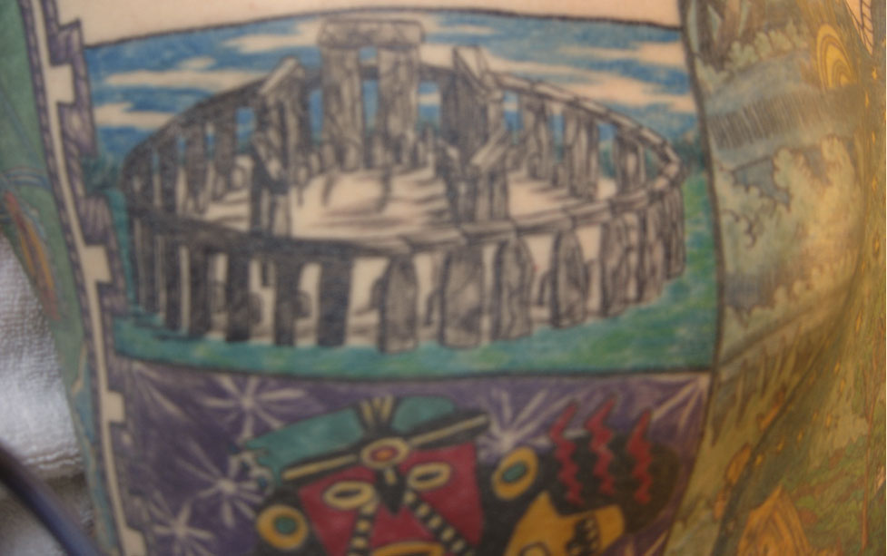 Tattoo Cave Salisbury
