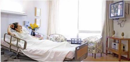 Derechos y deberes de pacientes hospitalizados  Clnica
