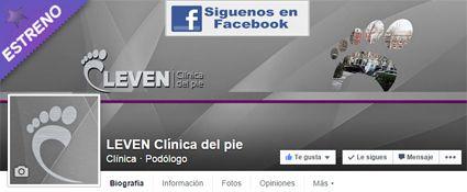 Clínica LEVEN en Facebook