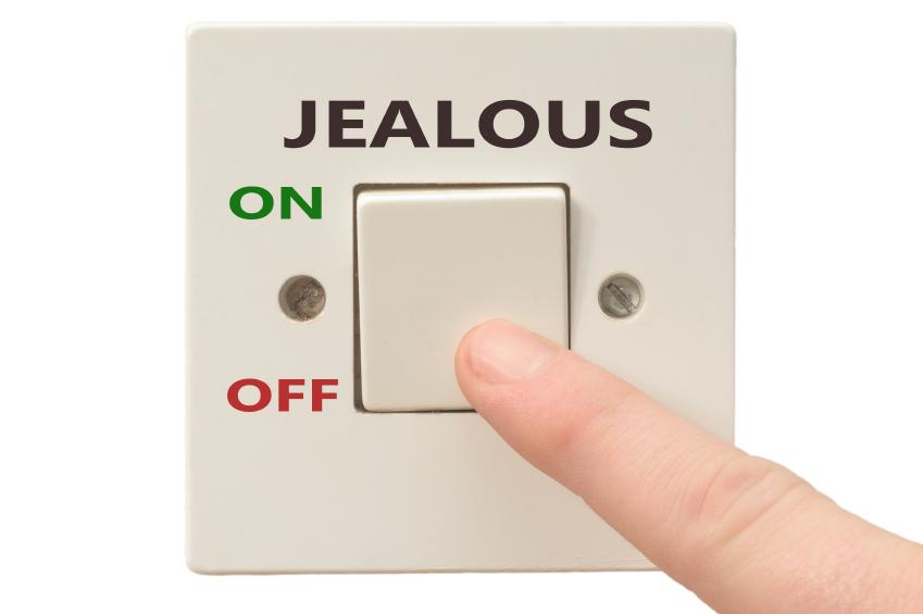Jealousy help