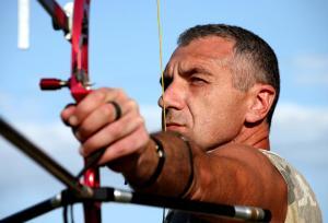 Mindfulness archery
