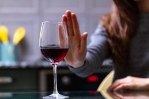 Reduce alcohol consumption health
