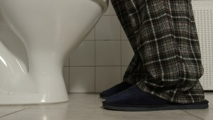 Nocturia waking several times in night to go to toilet